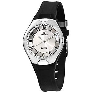 Calypso K5162/1 – Reloj Unisex, Correa de plástico Color Negro