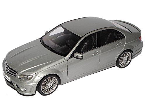 AUTOart Mercedes-Benz C-Klasse C63 AMG Limousine Grau gebraucht kaufen  Wird an jeden Ort in Deutschland