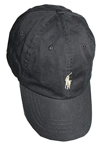 Polo Ralph Lauren Cap Basecap Base Cap Mütze black one Size