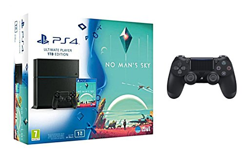 Pack PS4 1 To + No Man's Sky + 2ème manette