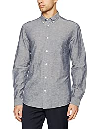 SELECTED HOMME Herren Businesshemd Shhonecharlie Shirt Ls
