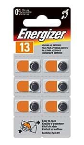 Energizer Distributeur 6X AC 13 Pile jetable