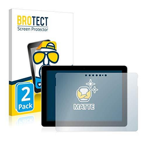 BROTECT Entspiegelungs-Schutzfolie kompatibel mit Microsoft Surface Go (10
