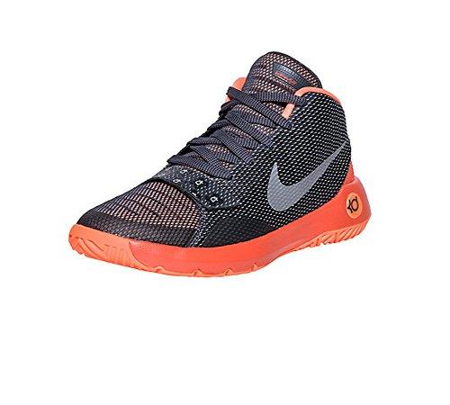 Nike Boys 'Kd Trey 5 Iii Gs scarpe da basket (nero / giallo, 5) ANTHRACITE/TOTAL ORANGE/TEAM ORANGE/REFLECT SILVER