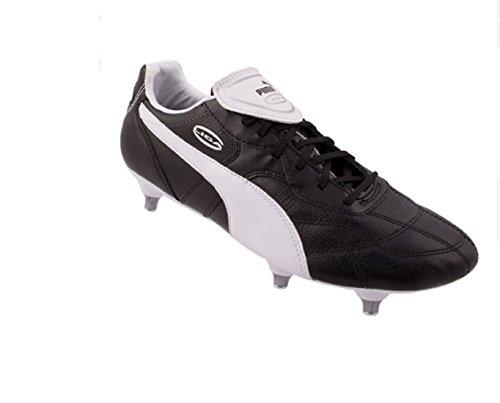 Puma Liga Classico SG Football Boots (Black) Black