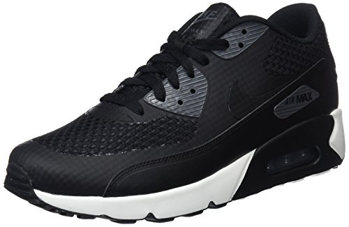 Nike Herren Air Max 90 Ultra 2.0 Se Gymnastikschuhe, Schwarz Black/Dark Grey/Sail 007, 44 EU