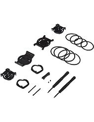 Garmin fenix 3 Halterungsset - mit Schnellwechselhalterung, Handgelenkshalterung, Fahrradhalterung