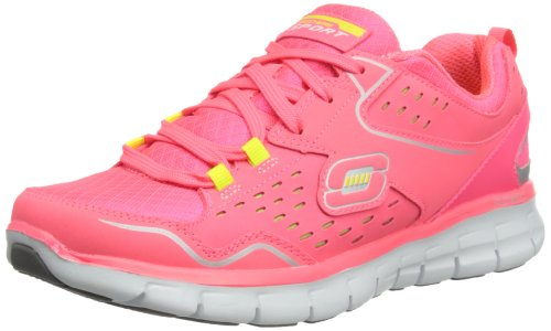 Skechers Synergy A Lister Damen Sneakers Pink (Hpk)