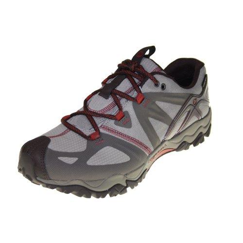 Merrell - Grassbow Sport Gore - TEX - Chaussure de trek et de Chaussure de randonnée - Homme - beige (Beige)