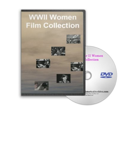 Factory Roller (Women, Careers and World War II - A Collection of Historic Films Detailing the Roles Women Played in Wwii Factory Production and in Nursing and Military Service with a Powerful Narration By Eleanor Roosevelt)