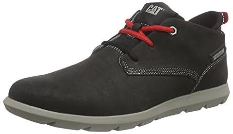 Cat Footwear Men's ROAMER MID Lace Up shoes Black Size: 8