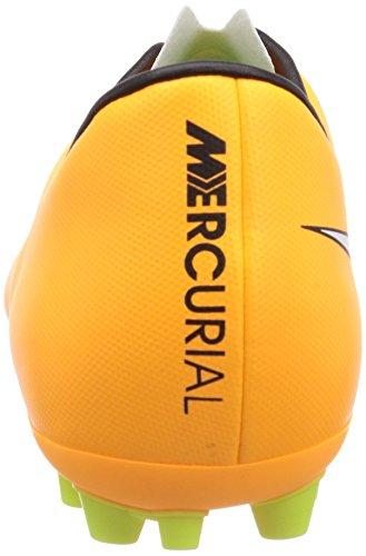 Nike - Scarpe Da Calcio da Uomo, Arancione(Orange), 47,5 Arancione (Orange  (Laser orange/white-black-volt))