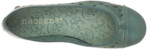 Neosens MOLINERA S522, Ballerine donna Verde (Vert (Tinted Agata))