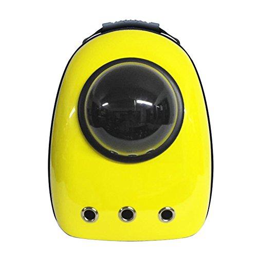 Lemona Space Capsule Bubble Pet Carrier Wasserdichte Handtasche Rucksack für Katze und kleinen Hund (3)