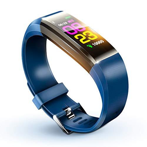 KawKaw Activity Tracker mit hochauflösendem OLED-Display, leichte