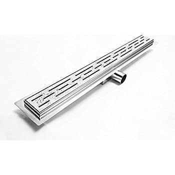 Stainless Steel Shower Drain Wetroom Floor Drain With