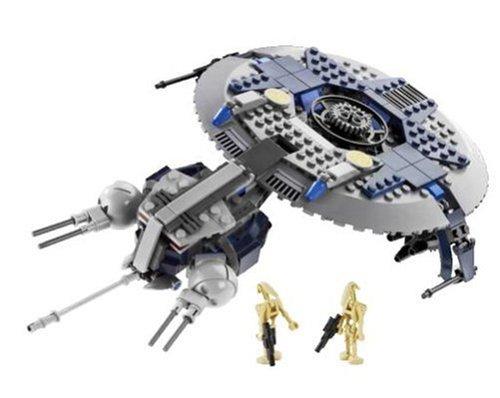 LEGO Star Wars: Droid Gunship Setzen 7678