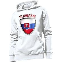 SLOWAKEI - Damen Hoodie Gr.S bis XL - Golebros