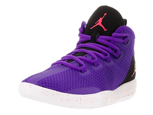 Nike Damen Jordan Revelar Gg Basketballschuhe Morado (feroz Roxo / Brasa Brilho-preto-branco)