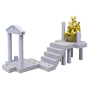 Saint Seiya Shaka Armadura de Virgo Figura, 10 cm (Bandai BDISS052081) 9