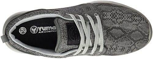 YUMAS Anyi, Chaussures Classiques Femme Gris