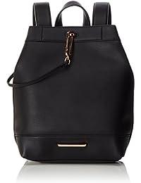 Calvin Klein HEATH3R Backpack, Sac Femme, Noir (Black), 15 x 35 x 34 cm