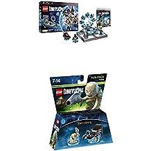 LEGO - Starter Pack Dimensions (PS3) + LEGO Dimensions - Figura El Señor De Los Anillos, Gollum