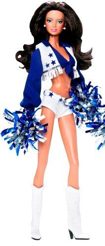 OYS - Cheerleaders - America's Sweethearts - Latino Barbie mit schwarzbraunen Haaren - Pink Label - Collector Edition - mit COA / Certificate of Authenticity - OVP ()