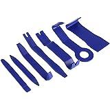 Herramientas de Desmontaje para Desmontar el Salpicadero Radio Coche Panel Frontal, 7Pcs Auto Trim Removal