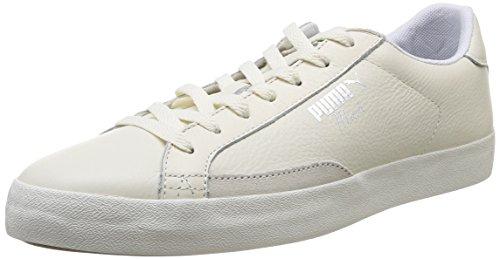 Puma Match Vulc, Herren Sneaker Weiß - Blanc (Whisper White)