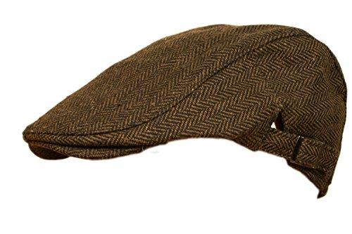 mens-tweed-flat-cap-with-adjustable-sizing-strap-brown-herring