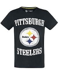 9d3bb1b32 NFL Pittsburgh Steelers T-Shirt Black