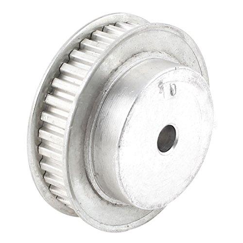 xl36 36 dents 8 mm alésage en alliage d'aluminium Poulie de courroie pour ceinture 11 mm de large
