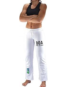 Bõa Capo Eira–Pantalón Mujer Blanco, Weiß, Small