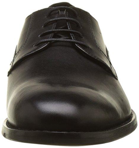Geox U Hampstead A, Derbys Homme Noir (Black)