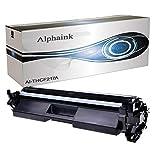 Alphaink AI-CF217A Toner Nero con CHIP, 1600 copie. 17A Compatibile per HP LaserJet Pro M102w M102a MFP M130nw MFP M130fw MFP M130fn MFP M130a