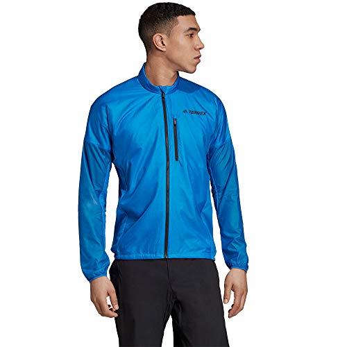 adidas TERREX TX Agravic Hybrid veste softshell bleu