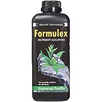 Formulex Growth Technology 05-210-006, 1 L, Negro, 5.5 x 5.5 x 16 cm