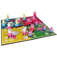 United Labels 0119655 - Peppa Pig, Familienspiel