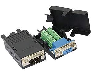 Conector de cuadro de terminales