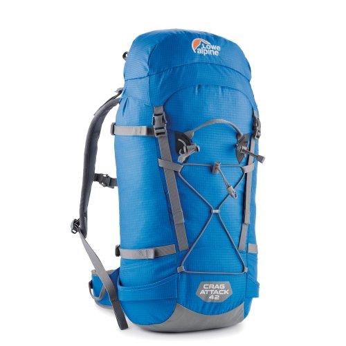 Mochila de trekking Lowe Alpine Crag Attack II 42 azul 2014
