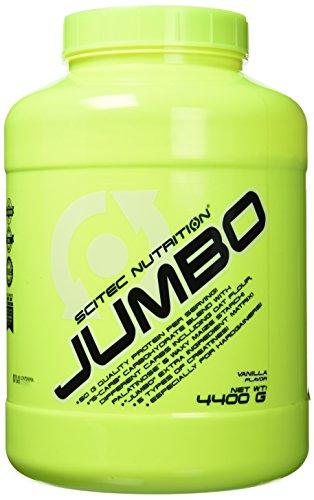 Scitec Nutrition Gainer Jumbo, Vanille, 4400g -