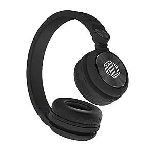 Nu Republic Starboy Wireless Headphone with Mic (Black)