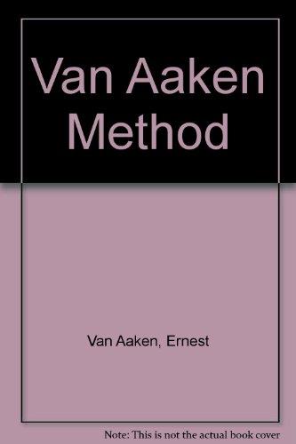 Van Aaken Method por Ernest Van Aaken