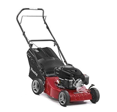 414uN60rp6L - NO.1 GARDEN Mountfield S421 HP 41cm Hand Propelled Petrol Lawnmower Best price Review