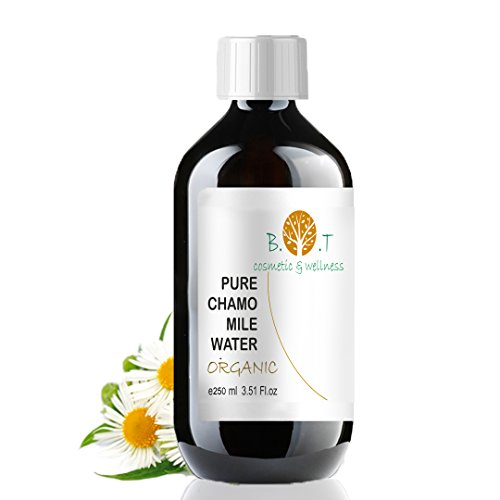 Kamillenwasser 100% rein ORGANIC Kamillen BIO Hydrolat 250 ml