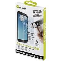 Muvit MUTPG0092 Film de Protection en verre trempe pour Samsung Galaxy S7