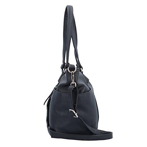Sina Jo borsa a tracolla 29 cm Black