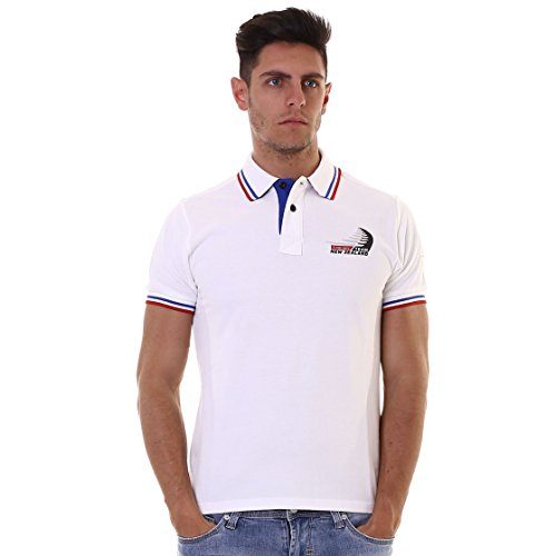 North Sails Polo S/S W/Print 0010, Bianco - Buy Online in Oman. | Misc.  Products in Oman - See Prices, Reviews and Free Delivery in Muscat, Seeb,  Salalah, ...