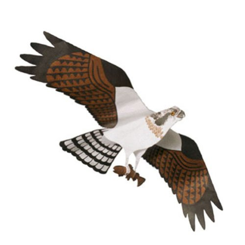 Jackite Osprey Bird Kite. Fully Assembled. Caravan And Motorhome Use. For Telescopic Flag Poles